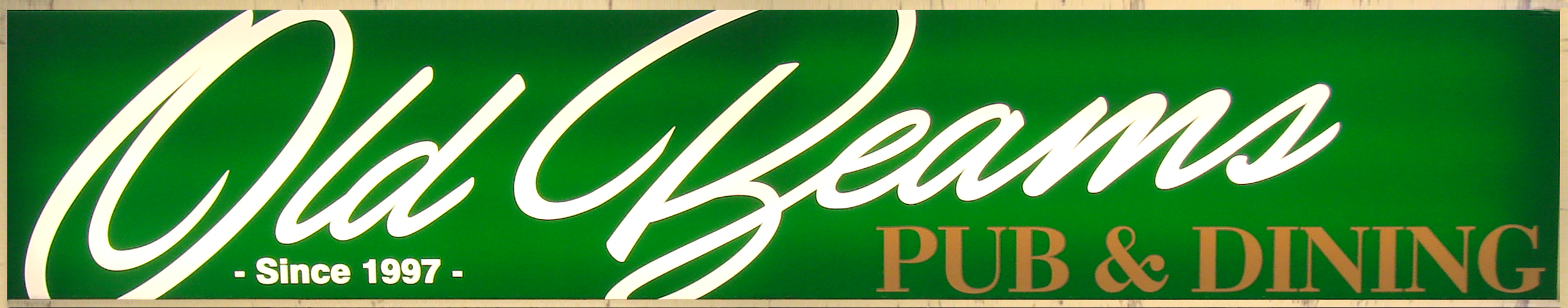 Old Beams Pub & Dining Logo